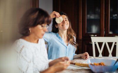 Отношения матери и дочери. Уйти нельзя остаться.